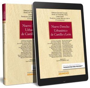 NUEVO DERECHO URBANÍSTICO DE CASTILLA Y LEÓN (PAPEL + E-BOOK)