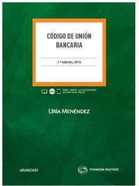 CODIGO DE UNION BANCARIA (PAPEL + E-BOOK)