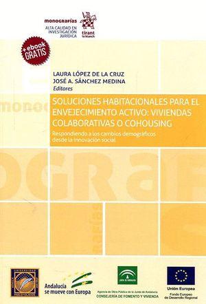 SOLUCIONES HABITACIONALES PARA EL ENVEJECIMIENTO ACTIVO: VIVIENDAS COLABORATIVAS