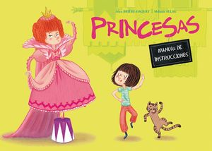 PRINCESAS. MANUAL DE INSTRUCCIONES