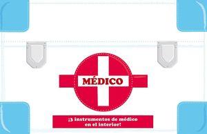 MEDICO DE URGENCIAS (MALETIN)