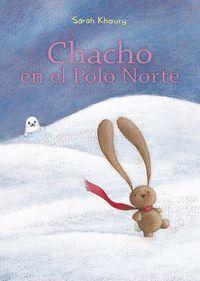 CHACHO EN EL POLO NORTE