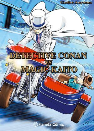 ANULADO DETECTIVE CONAN VS MAGIC KAITO