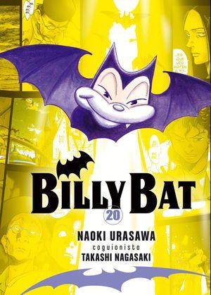 BILLY BAT Nº 20/20