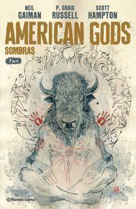 AMERICAN GODS SOMBRAS Nº 07