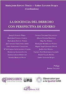LA DOCENCIA DEL DERECHO CON PERSPECTIVA DE GÉNERO