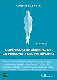 COMPENDIO DE DERECHO DE LA PERSONA Y DEL PATRIMONIO