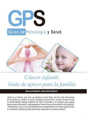 CANCER INFANTIL GUIA DE APOYO PARA LA FAMILIA