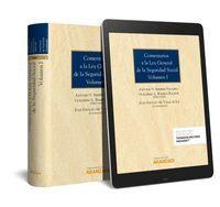 COMENTARIOS A LA LEY GENERAL DE LA SEGURIDAD SOCIAL (VOLUMEN I) (PAPEL + E-BOOK)