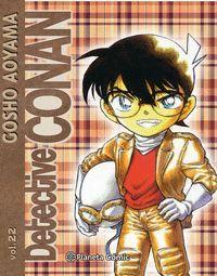 DETECTIVE CONAN Nº 22 (NUEVA EDICION)