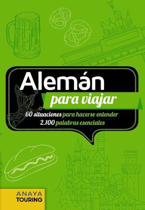 ALEMÁN PARA VIAJAR GUIA DE CONVERSACION