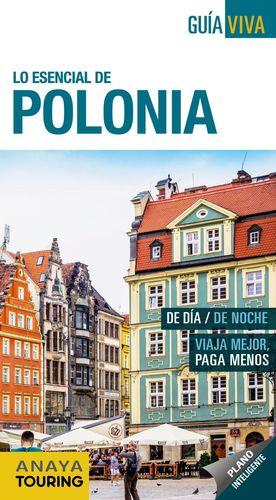 LO ESENCIAL DE POLONIA GUIA VIVA (2018)