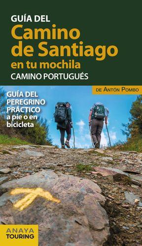 GUIA CAMINO DE SANTIAGO PORTUGUÉS EN TU MOCHILA