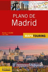 PLANO DE MADRID