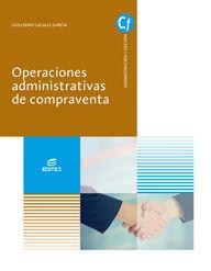 OPERACIONES ADMINISTRATIVAS DE COMPRAVENTA 2017