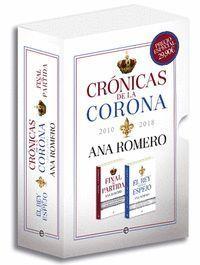 CRÓNICAS DE LA CORONA (ESTUCHE 2 VOLS.)