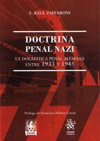 DOCTRINA PENAL NAZI