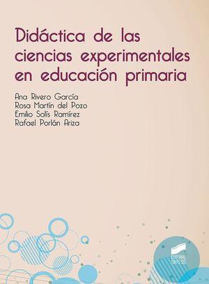 DIDACTICA DE LAS CIENCIAS EXPERIMENTALES EN EDUCACIÓN PRIMARIA