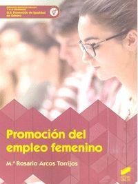 PROMOCIÓN DEL EMPLEO FEMENINO