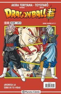 DRAGON BALL SERIE ROJA Nº 228