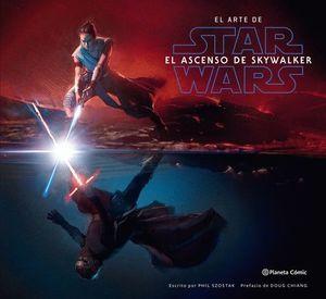 STAR WARS: EL ARTE DE EL ASCENSO DE SKYWALKER