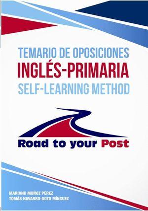 TEMARIO DE OPOSICIONES INGLÉS-PRIMARIA VOL. I