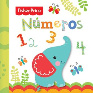 NÚMEROS FISHER PRICE