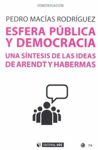 ESFERA PUBLICA Y DEMOCRACIA