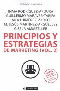 PRINCIPIOS Y ESTRATEGIAS DE MARKETING (VOL.2)