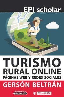 TURISMO RURAL ONLINE PAGINAS WEB Y REDES SOCIALES