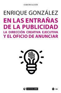 EN LAS ENTRAÑAS DE LA PUBLICIDAD