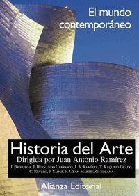 HISTORIA DEL ARTE 4 EL MUNDO CONTEMPORÁNEO