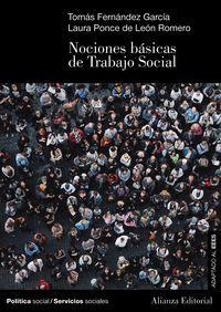 NOCIONES BÁSICAS DE TRABAJO SOCIAL