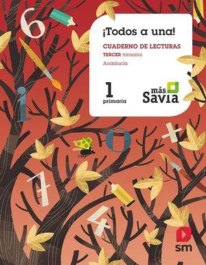 TODOS A UNA! 1 EP 3 TRIMESTRE. PAUTA. MÁS SAVIA. ANDALUCIA
