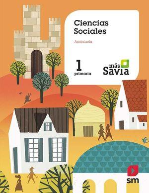 CIENCIAS SOCIALES 1º PRIMARIA MAS SAVIA 2019 ANDALUCÍA