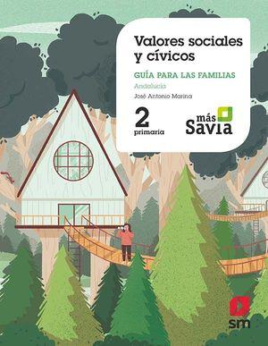 VALORES SOCIALES Y CÍVICOS. 2 PRIMARIA. MAS SAVIA. ANDALUCÍA