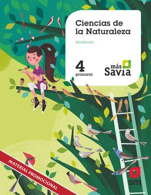 CIENCIAS DE LA NATURALEZA 4 ED. PRIMARIA +  KEY CONC. MAS SAVIA. A