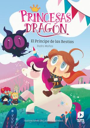 EL PRÍNCIPE DE LAS BESTIAS (PRINCESAS DRAGON 8)