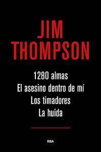 1280 ALMAS / EL ASESINO DENTRO DE MI / LOS TIMADORES / LA HUIDA