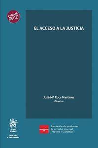 ACCESO A LA JUSTICIA, EL