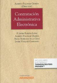 CONTRATACIÓN ADMINISTRATIVA ELECTRÓNICA (DÚO)