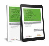 FINANCIAL EDUCACION FOR FINANCIAL INCLUSION