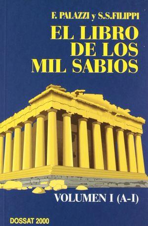 LIBRO DE LOS MIL SABIOS 2 VOL