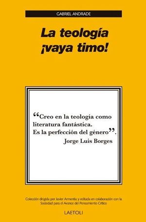 LA TEOLOGIA ¡VAYA TIMO!