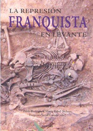 REPRESION FRANQUISTA FRENTE LEVANTE