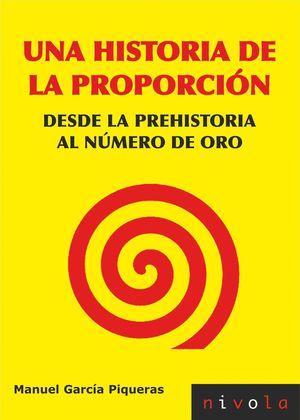 UNA HISTORIA DE LA PROPORCIÓN