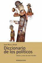 DICCIONARIO DE LOS POLÍTICOS