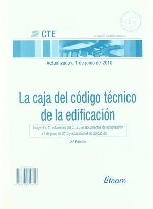 CAJA DEL CODIGO TECNICO DE LA EDIFICACION