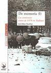 DE MEMORIA I OTOÑO DE 1970 EN TOULOUSE