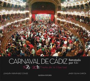 CARNAVAL DE CÁDIZ, RETRATADO POR KIKI